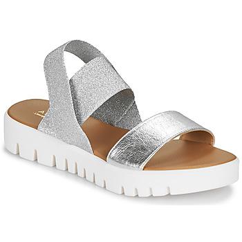 Pantofi Femei Sandale  André EMY Argintiu