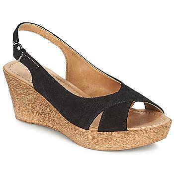 Pantofi Femei Sandale și Sandale cu talpă  joasă André DESTINY Negru