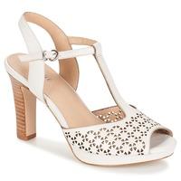 Pantofi Femei Sandale și Sandale cu talpă  joasă André TIFEN Alb