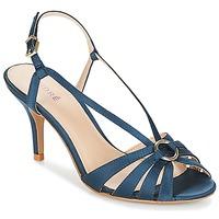 Pantofi Femei Sandale și Sandale cu talpă  joasă André MIRABELLE Albastru