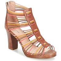 Pantofi Femei Sandale și Sandale cu talpă  joasă André MASSAYE Camel