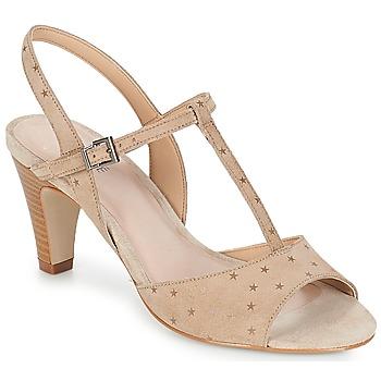 Pantofi Femei Sandale și Sandale cu talpă  joasă André BETY Bej