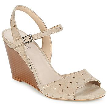 Pantofi Femei Sandale  André BECKY Bej