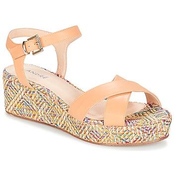 Pantofi Femei Sandale  André KEA Ecru