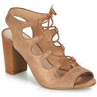 Pantofi Femei Sandale  André LAETITIA Bronz