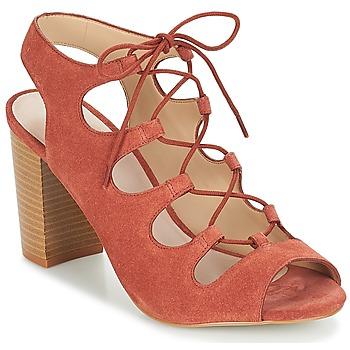 Pantofi Femei Sandale și Sandale cu talpă  joasă André LAETITIA Roz