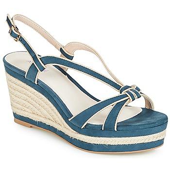 Pantofi Femei Sandale  André TEMPO Albastru