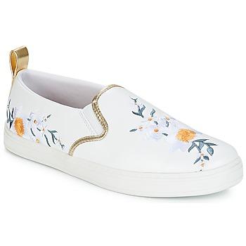Pantofi Femei Pantofi Slip on André CHARDON Alb