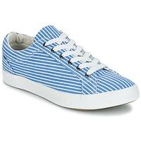 Încăltăminte Femei Pantofi sport Casual André SESAME Dungat / Albastru