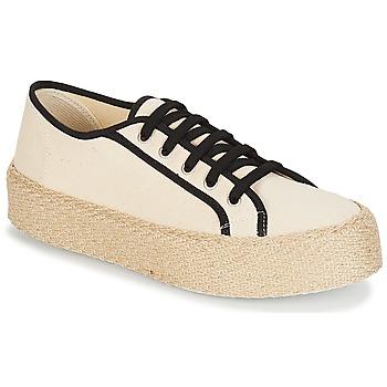 Pantofi Femei Pantofi sport Casual André LODGE Ecru