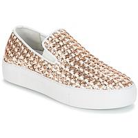 Pantofi Femei Pantofi Slip on André TRESSE Auriu