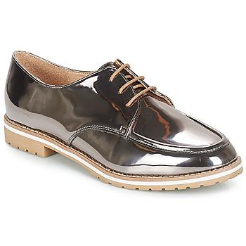 Pantofi Femei Pantofi Derby André CHARLELIE Argintiu