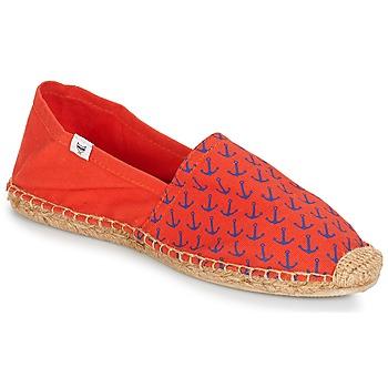 Pantofi Bărbați Espadrile André OHE MATELOT Roșu