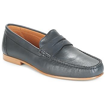 Pantofi Bărbați Mocasini André DIEGO Gri