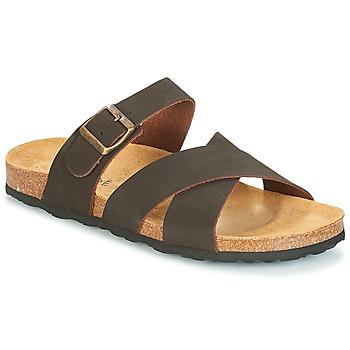 Pantofi Bărbați Sandale  André MAUX Maro