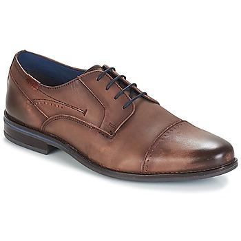 Pantofi Bărbați Pantofi Derby André TORTONE Maro