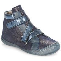 Pantofi Fete Pantofi sport stil gheata Citrouille et Compagnie HISSOU Albastru