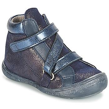 Pantofi Fete Ghete Citrouille et Compagnie JISSOU Albastru