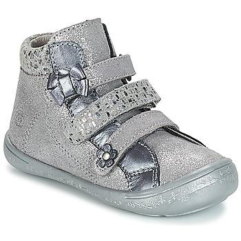 Pantofi Fete Ghete Citrouille et Compagnie JODIL Gri