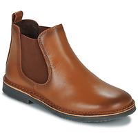 Pantofi Copii Ghete Citrouille et Compagnie JOVETTE Camel