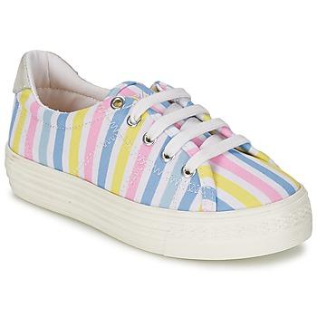 Pantofi Fete Pantofi sport Casual Shwik STEP LO CUT  multicolor