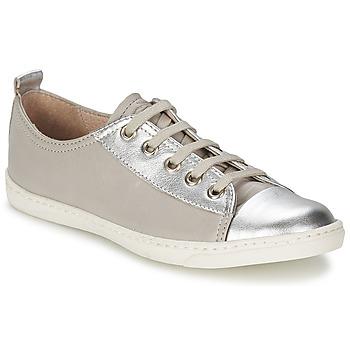 Pantofi Fete Pantofi sport Casual Shwik SLIM LO CUT Argintiu