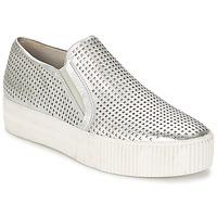 Pantofi Femei Pantofi Slip on Ash KURT Argintiu