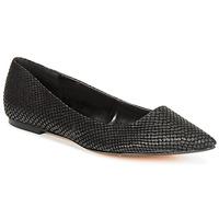 Pantofi Femei Balerin și Balerini cu curea Dune London AMARIE Negru