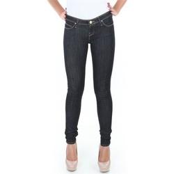 Îmbracaminte Femei Jeans skinny Lee Spodnie  Toxey Rinse Deluxe L527SV45 blue