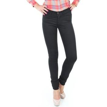 Îmbracaminte Femei Jeans skinny Wrangler Jaclyn INK LUX W26DBI33L black