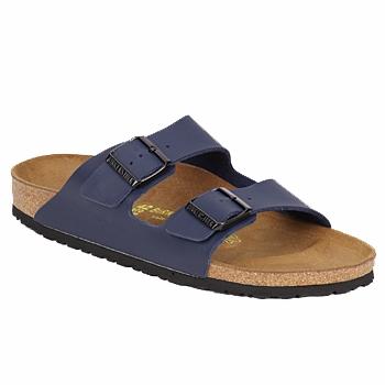Pantofi Bărbați Papuci de vară Birkenstock ARIZONA Albastru