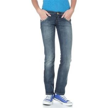Îmbracaminte Femei Jeans drepti Lee Lynn L38418HD blue