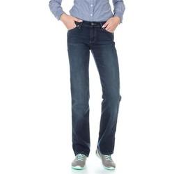 Îmbracaminte Femei Jeans drepti Wrangler Sara W212QC818 navy