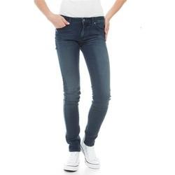 Îmbracaminte Femei Jeans skinny Wrangler Molly River Washed W251ZB33T blue