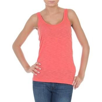 Îmbracaminte Femei Maiouri și Tricouri fără mânecă Wrangler Essential Tanks W7244GRHJ pink