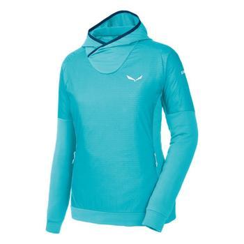 Îmbracaminte Femei Polare Salewa Bluza  Pedroc PTC Alpha W Hoody 26355 blue