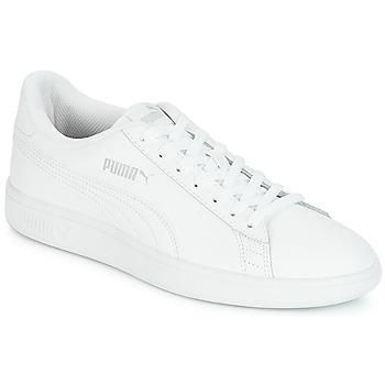 Pantofi Bărbați Pantofi sport Casual Puma SMASH Alb