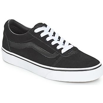 Încăltăminte Femei Pantofi Oxford Vans VWM WARD Negru