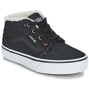 Încăltăminte Copii Pantofi sport Casual Vans VYT CHAPMID MTE Gri / Antracit