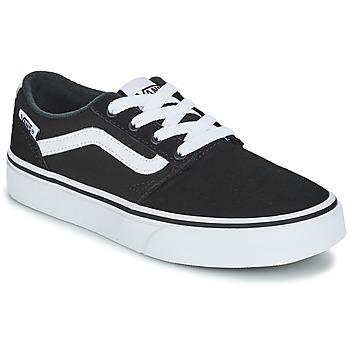 Încăltăminte Copii Pantofi sport Casual Vans VYT CHAPM STRIP Negru