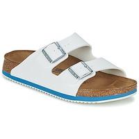 Pantofi Bărbați Sandale  Birkenstock ARIZONA SL Alb / Albastru