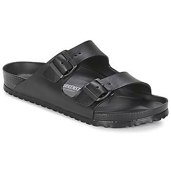 Pantofi Bărbați Papuci de vară Birkenstock ARIZONA EVA Negru
