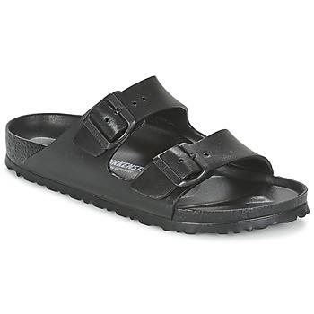 Pantofi Femei Papuci de vară Birkenstock ARIZONA EVA Negru