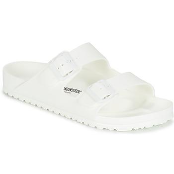 Pantofi Bărbați Papuci de vară Birkenstock ARIZONA EVA Alb