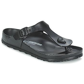 Pantofi Femei  Flip-Flops Birkenstock GIZEH EVA Negru