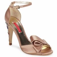Pantofi Femei Sandale  Charles Jourdan MANRAY Bej-nisip