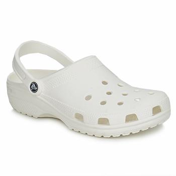 Pantofi Saboti Crocs CLASSIC Alb