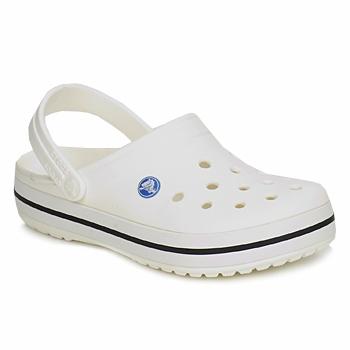 Pantofi Saboti Crocs CROCBAND Alb