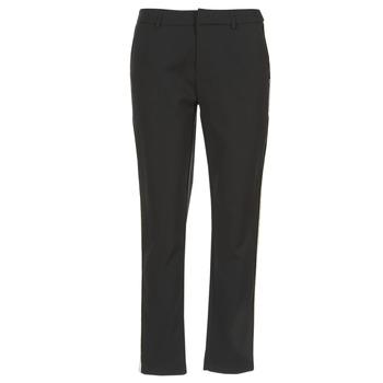 Îmbracaminte Femei Pantaloni Cargo Maison Scotch ZERATRE Negru / Alb