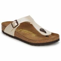 Pantofi Femei  Flip-Flops Birkenstock GIZEH Crem
